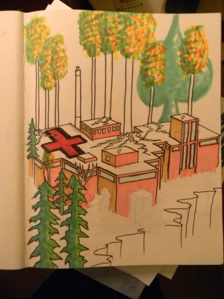Mountain Hospital study
