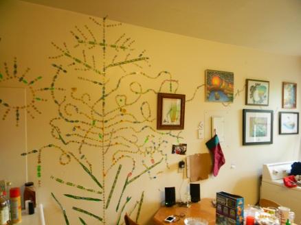 Produce tree