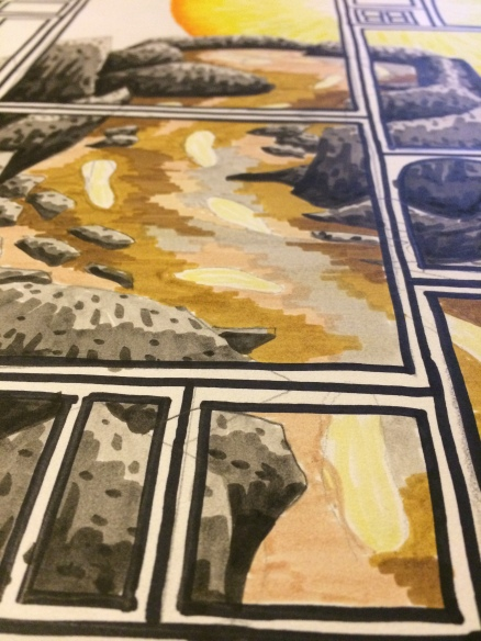 new piece footprints